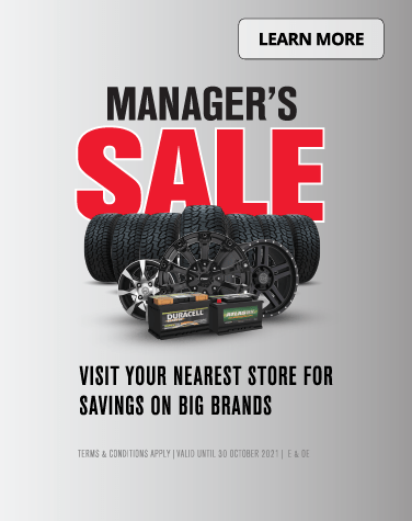Manager's Sale