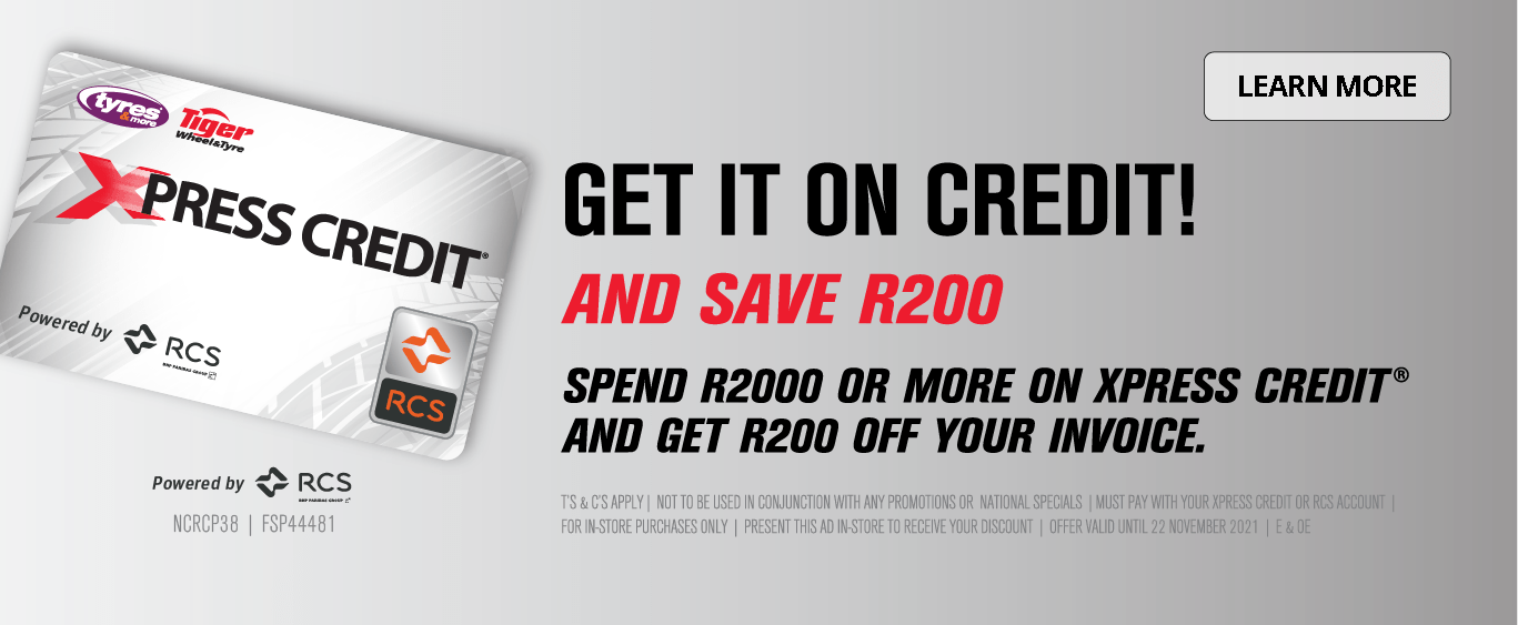 Xpress Credit Spend